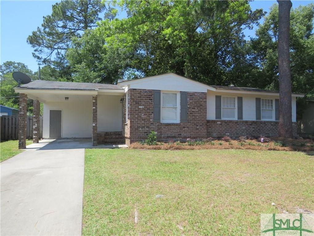 2343 Pinetree Rd Savannah, GA 31404