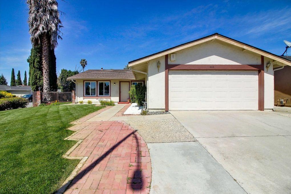 403 Gwinn Ct San Jose, CA 95111