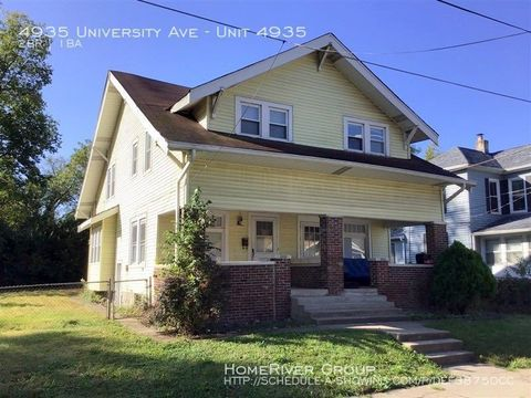 Photo of 4935 University Ave Unit 4935, Indianapolis, IN 46201