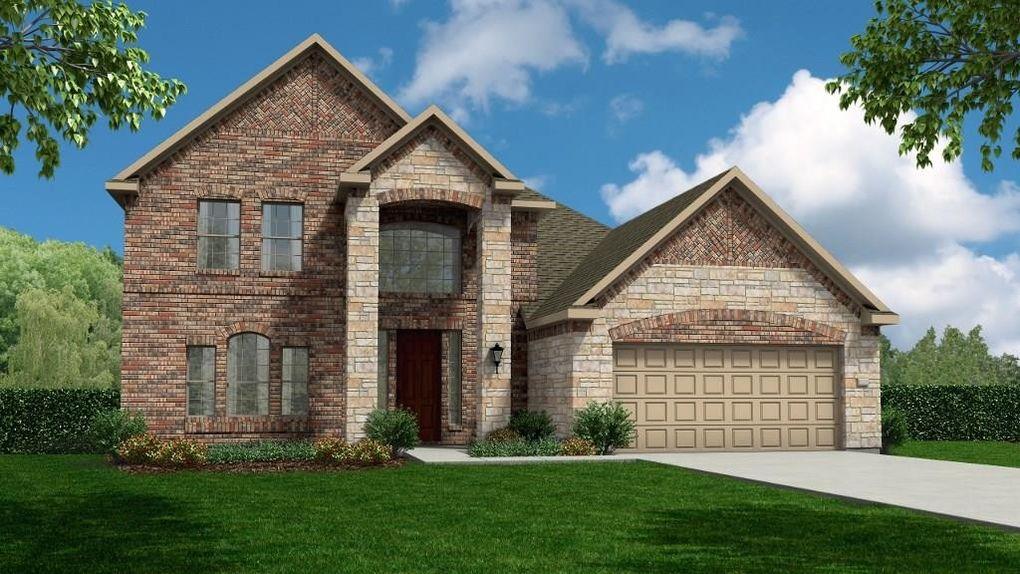 4618 Prairie Springs Ln Rosharon, TX 77583