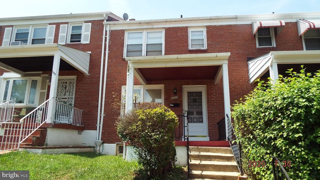 1510 Kenhill Ave Baltimore Md 21213 Realtor Com