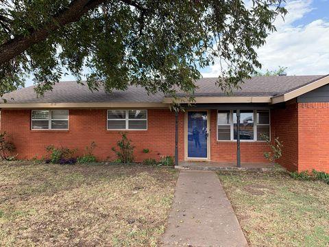 Photo of 3505 Houston Ave, Snyder, TX 79549