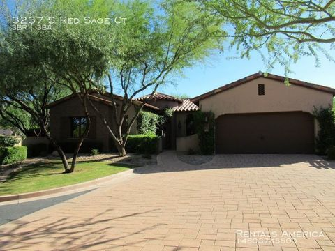 Photo of 3237 S Red Sage Ct, Gold Canyon, AZ 85118