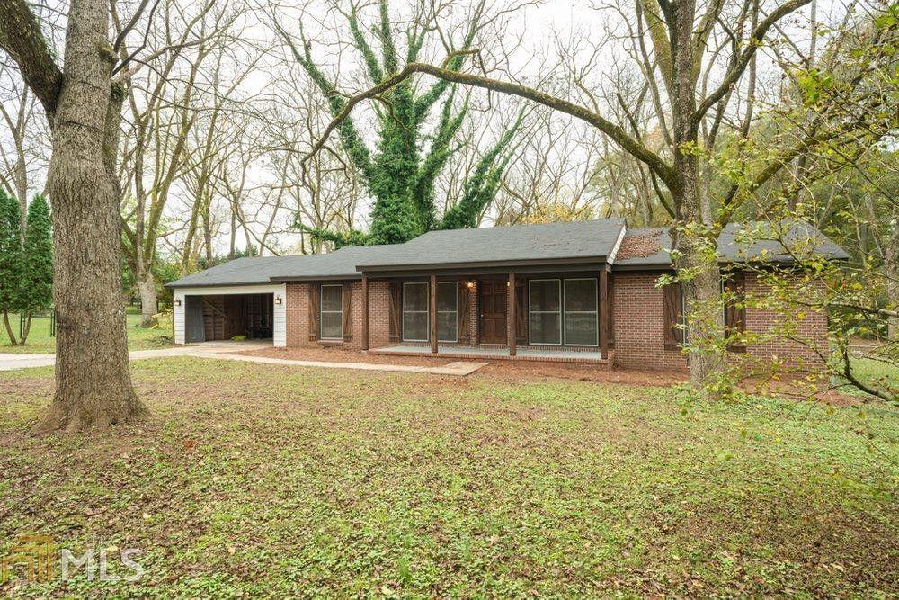 1371 Post Rd Monticello, GA 31064