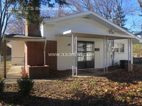 Photo of 1019 1/2 S Brookside Ave, Independence, MO 64053