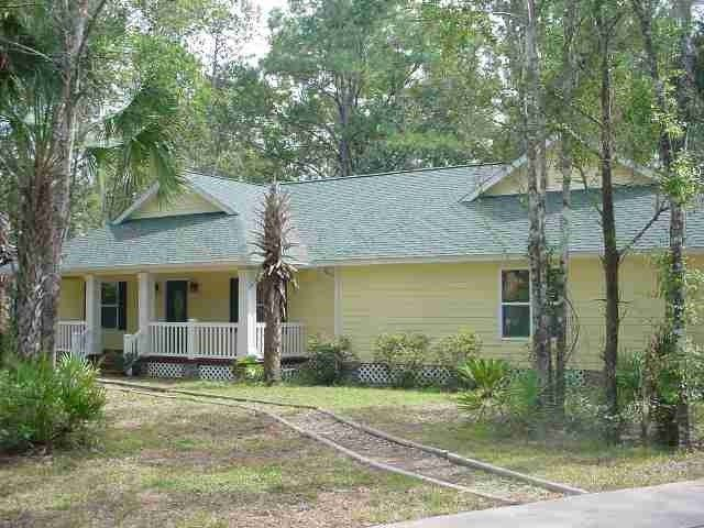 122 Burnt Pine Loop Saint Marks, FL 32355