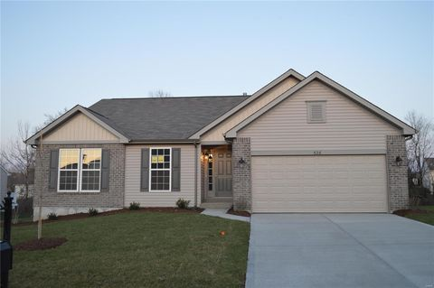 Photo of 526 Crystal Stream Dr, Wentzville, MO 63385