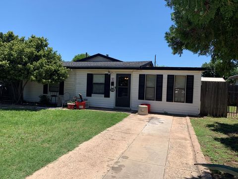 Photo of 1208 Mulberry Ave, Big Spring, TX 79720