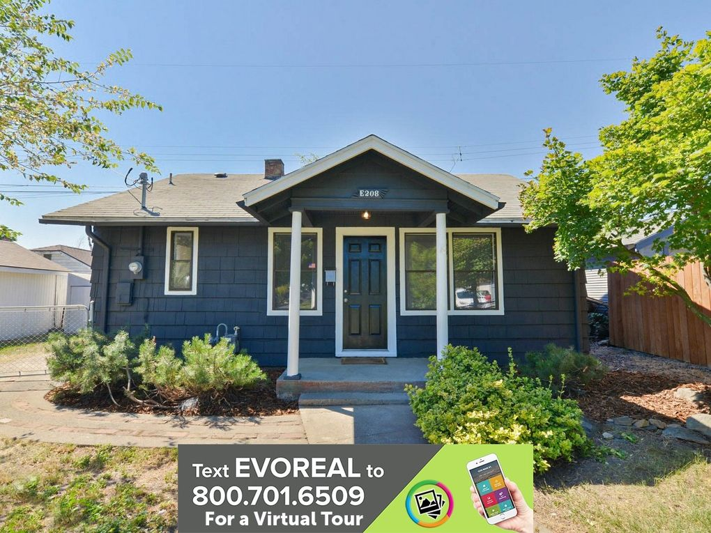 208 E Gordon Ave, Spokane, WA 99207
