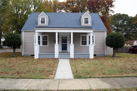 Photo of 1200 Tallwood St, Norfolk, VA 23518