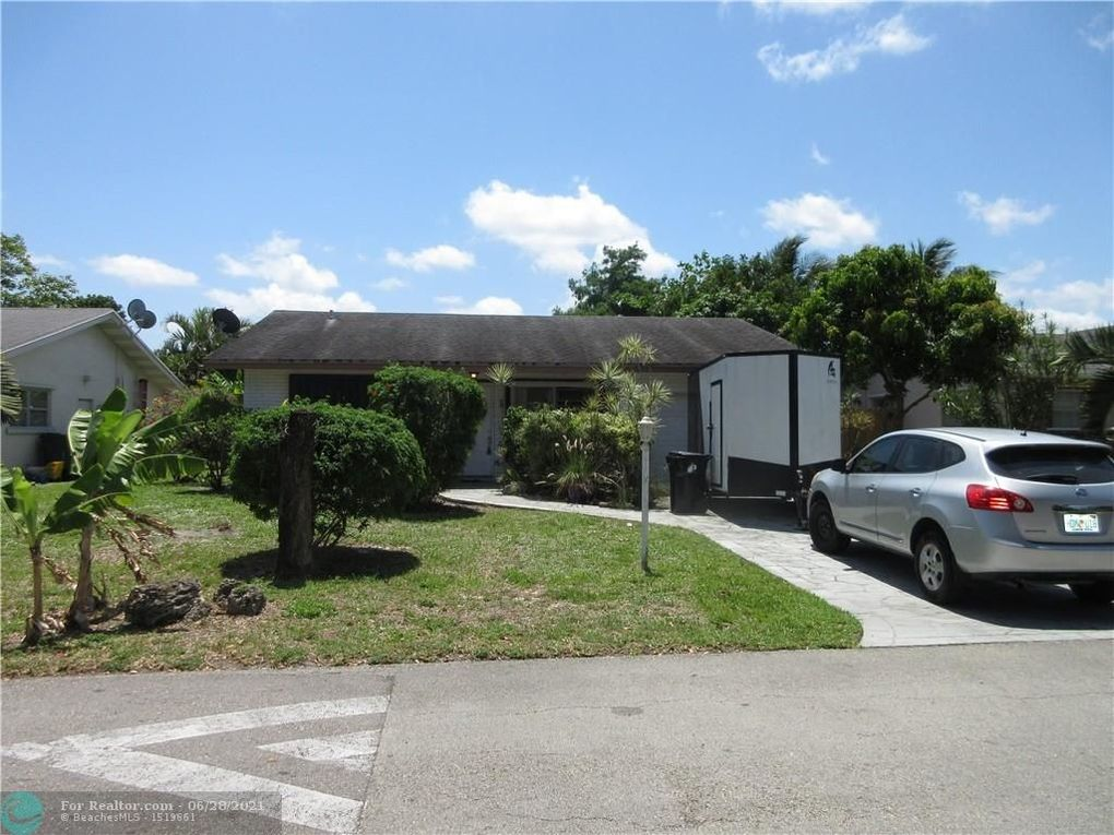 6541 NW 33rd Way Fort Lauderdale, FL 33309
