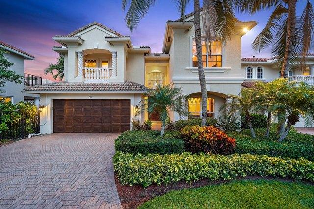736 Charlestown Cir Palm Beach Gardens, New Homes Palm Beach Gardens Florida