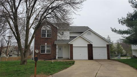 Photo of 105 Crickett Ct, Saint Peters, MO 63376