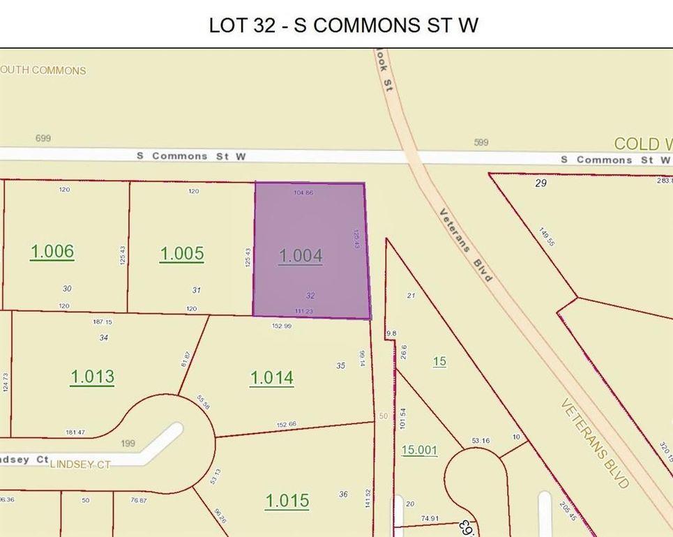 601 Commons St SW Unit 32 Tuscumbia, AL 35674