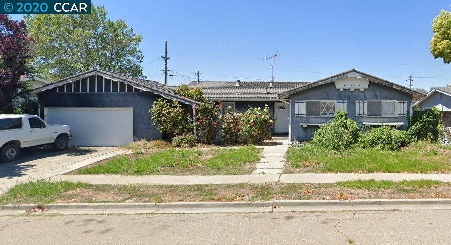 2308 Chickie St Antioch, CA 94509