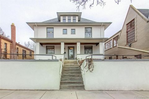 Photo of 630 N Gilpin St, Denver, CO 80218