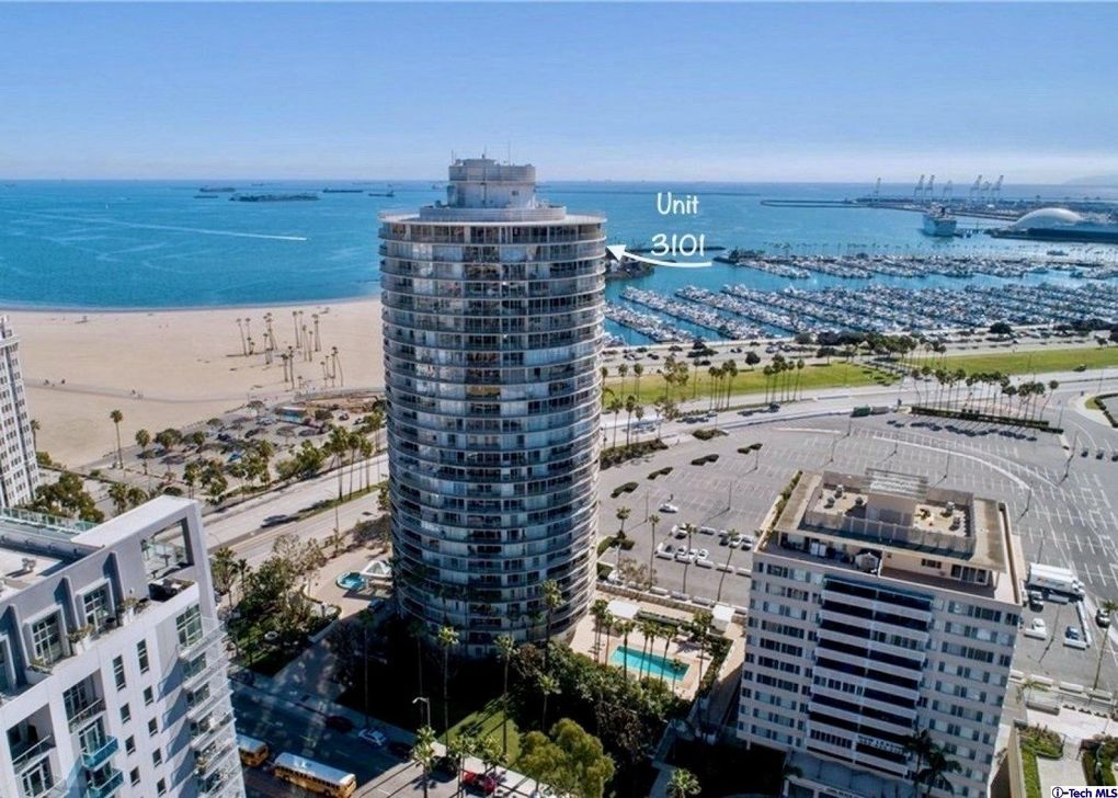 700 E Ocean Blvd Unit 3101 Long Beach, CA 90802