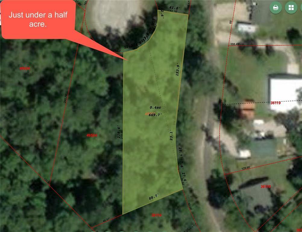 15 Oakwood Dr Lot 26A Huntsville, TX 77320