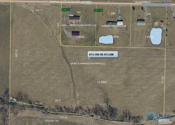 County Road I Stryker, OH 43570