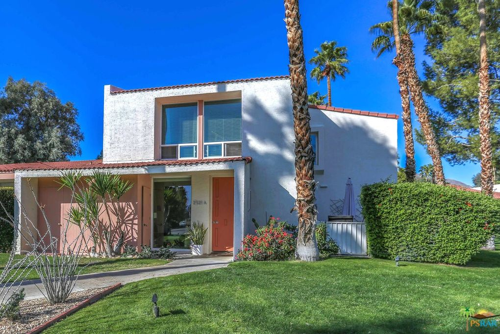 2521 N Whitewater Club Dr Unit A Palm Springs, CA 92262