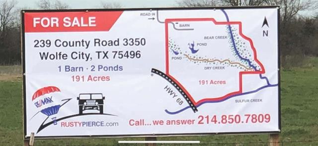 239 County Road 3350 Wolfe City, TX 75496