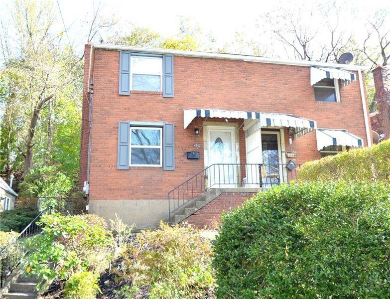 4362 Coleridge St Pittsburgh, PA 15201