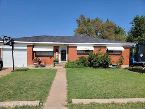 503 S Hoyne Ave, Fritch, TX 79036