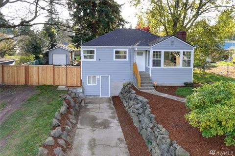 Photo of 5345 S Fountain St, Seattle, WA 98178