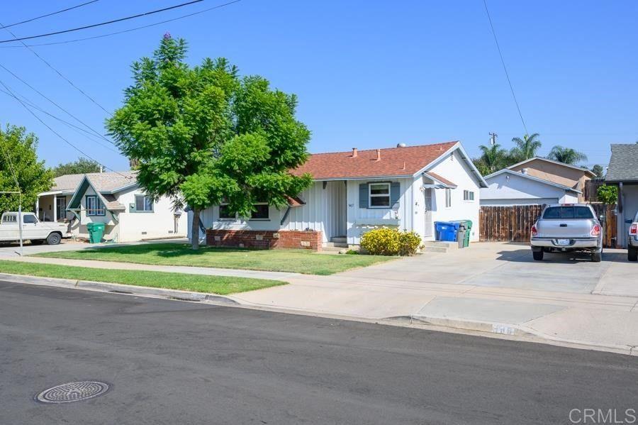 967 Waterloo Ave El Cajon, CA 92019