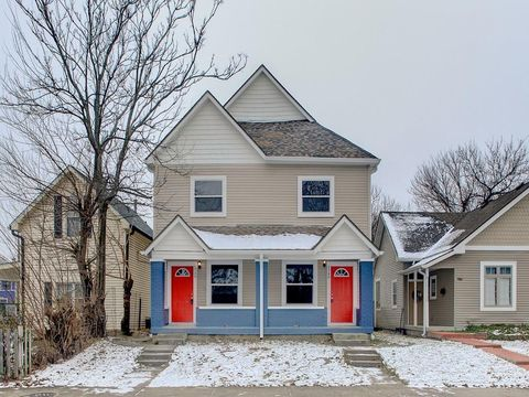 Photo of 1740 Yandes St, Indianapolis, IN 46202