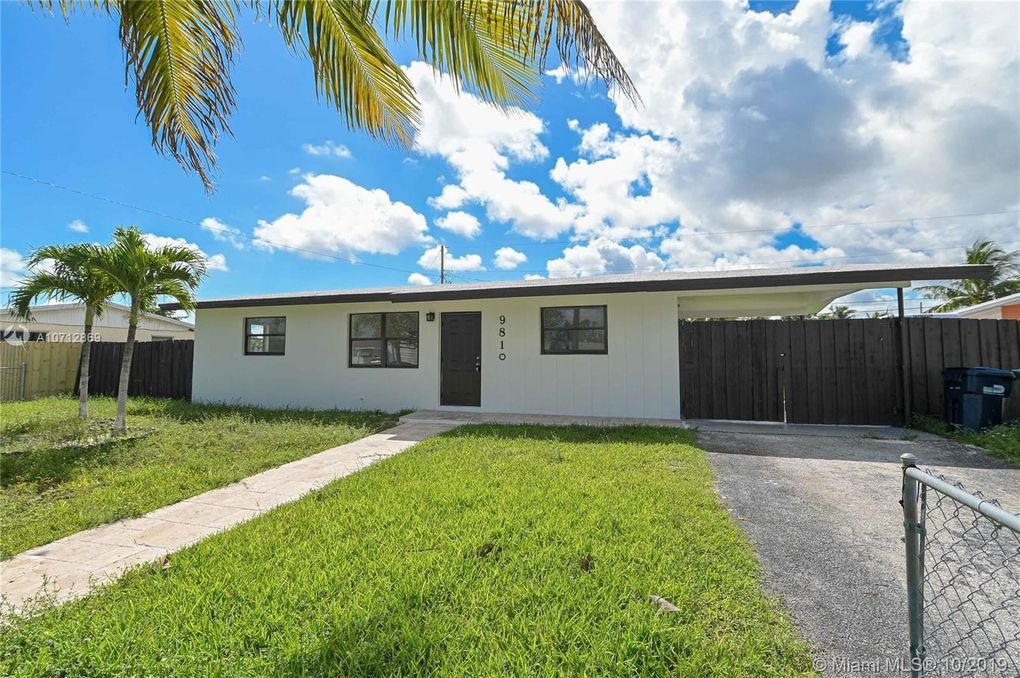 9810 Marlin Rd Cutler Bay, FL 33157