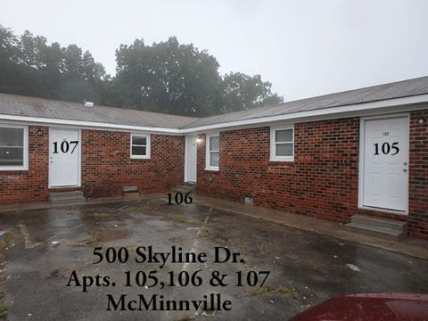 Photo of 500 Skyline Dr Apt 107, McMinnville, TN 37110