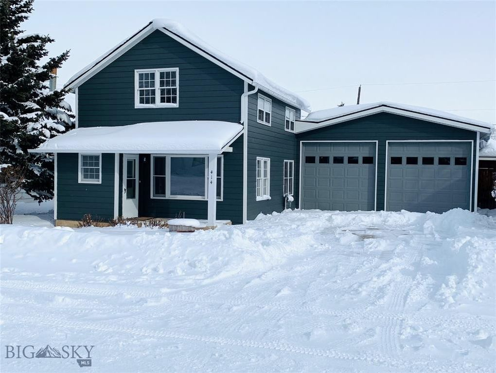 414 Grant Ave S Red Lodge, MT 59068