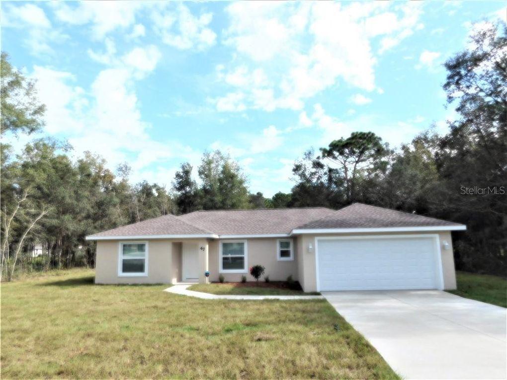 47 Dogwood Loop Ocala, FL 34472