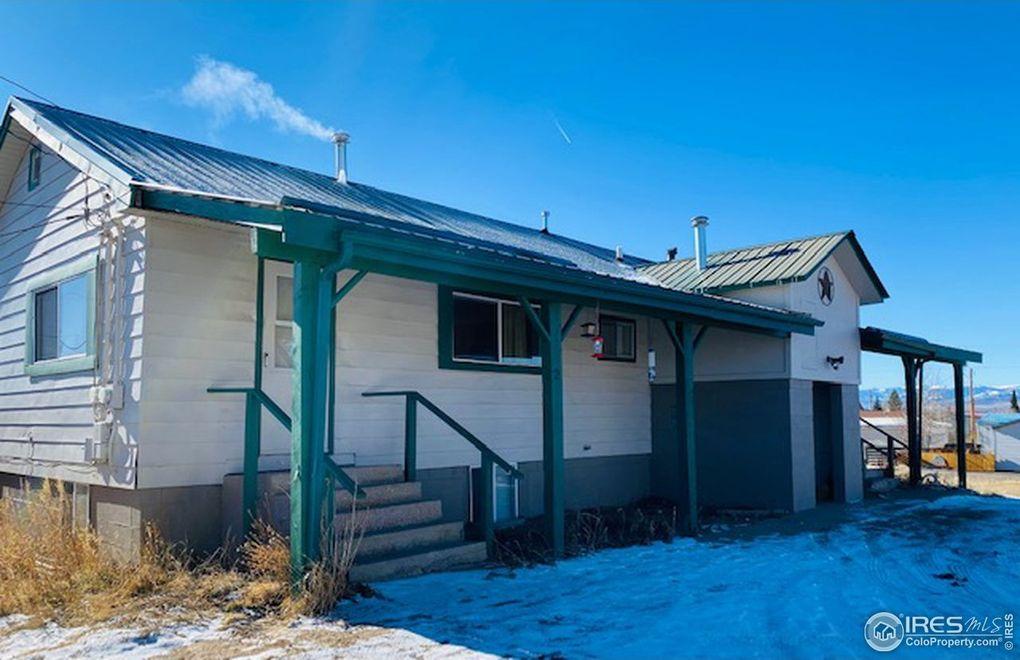 469 Harrison St Walden, CO 80480
