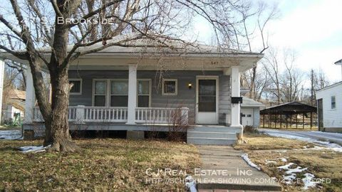 Photo of 547 S Brookside Ave, Independence, MO 64053