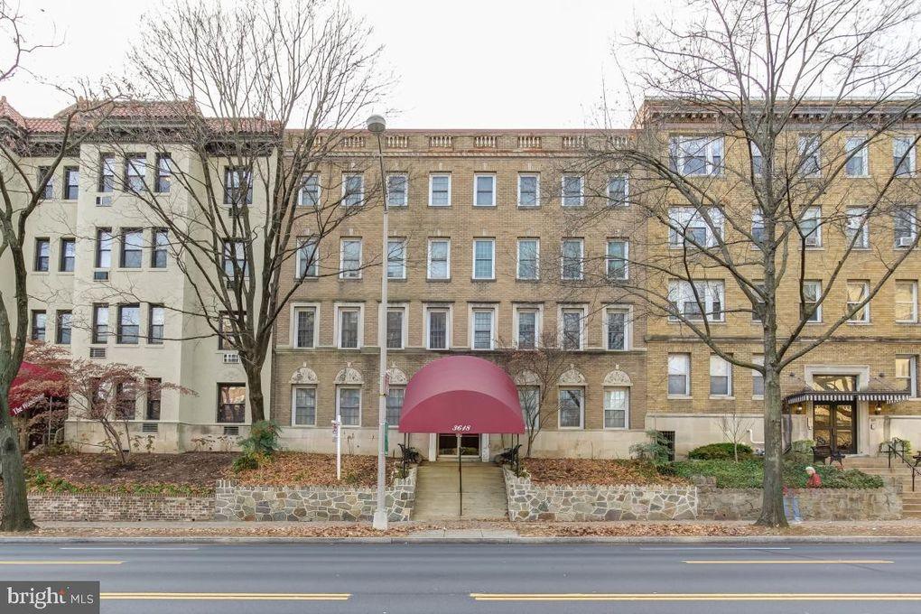 3618 Connecticut Ave NW Apt 203 Washington, DC 20008