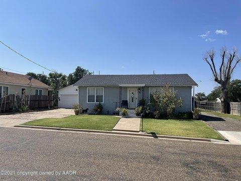 1002 Spruce St, Borger, TX 79007