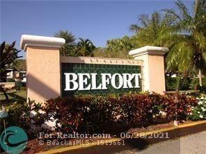 9712 S Belfort Cir Unit 210 Tamarac, FL 33321
