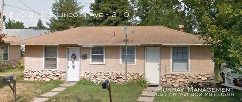 Photo of 212 S Lincoln Ave Unit 210, Fremont, NE 68025