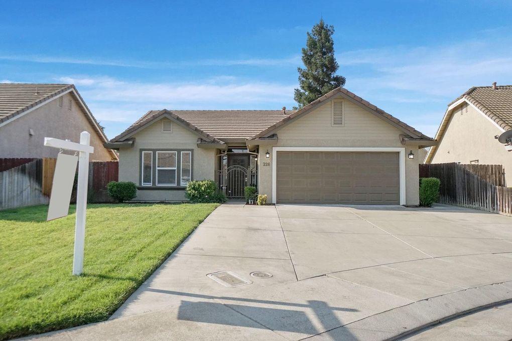 226 Culbertson Ct Lodi, CA 95240