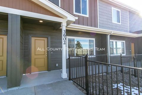 Photo of 3602 Ronald Reagan Blvd, Wellington, CO 80549