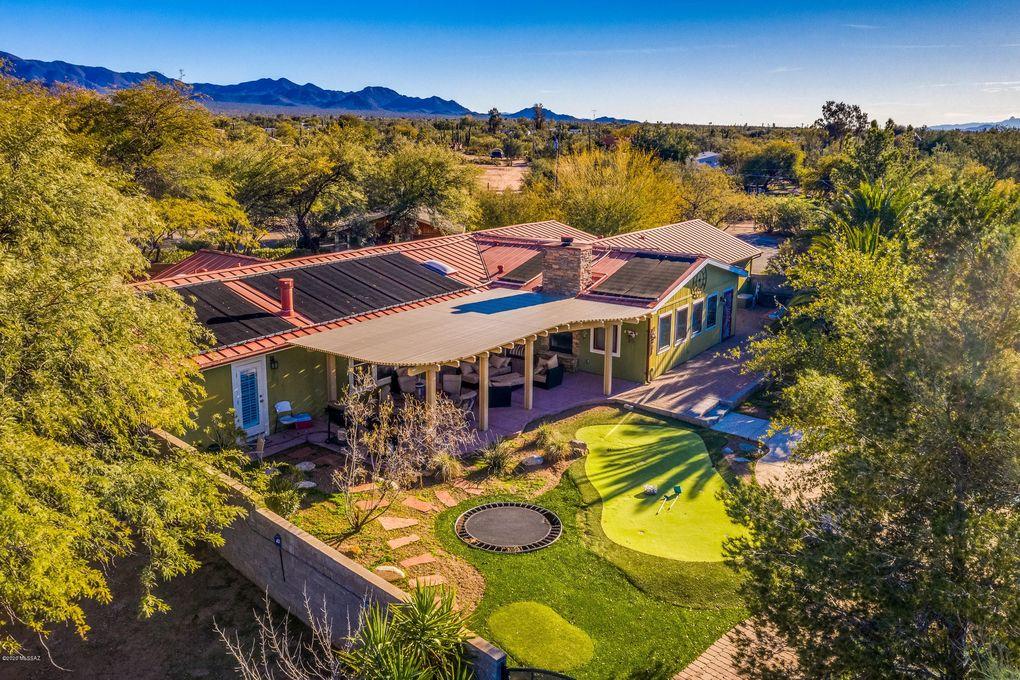11260 W Green Desert Rd Tucson Az 85743 Realtor Com