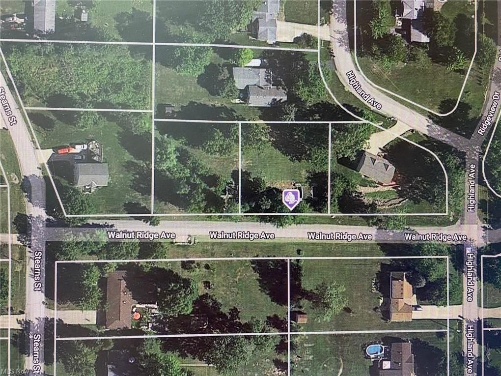 V/L 2 Walnut Ridge Ave Lot 2 Brunswick, OH 44212