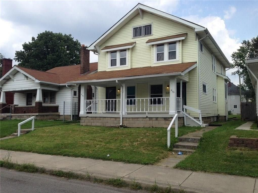 605-607 N Beville Indianapolis, IN 46201