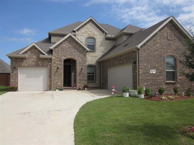 4411 Tall Meadow Ct Arlington, TX 76001