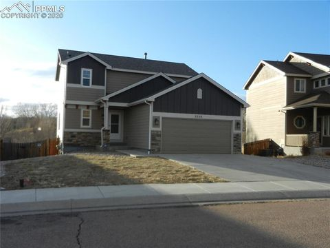 Photo of 9528 Holton Ct, Fountain, CO 80817