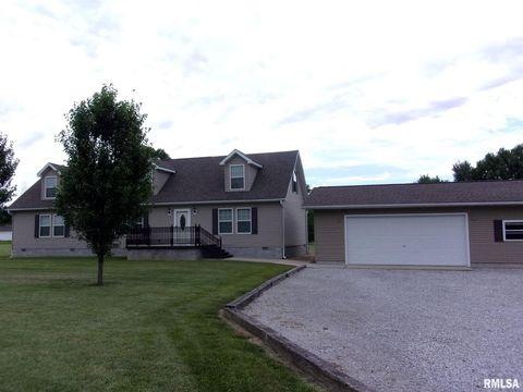 10526 N Spring Garden Ln, Mount Vernon, IL 62864 on