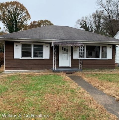 Photo of 1463 Myrtle Ave, Danville, VA 24540