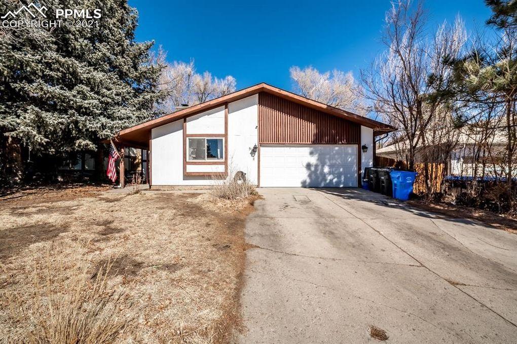 5109 Mira Loma Cir Colorado Springs, CO 80918
